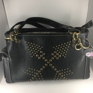 Blazin Roxx Satchel Purse Double Arrow
